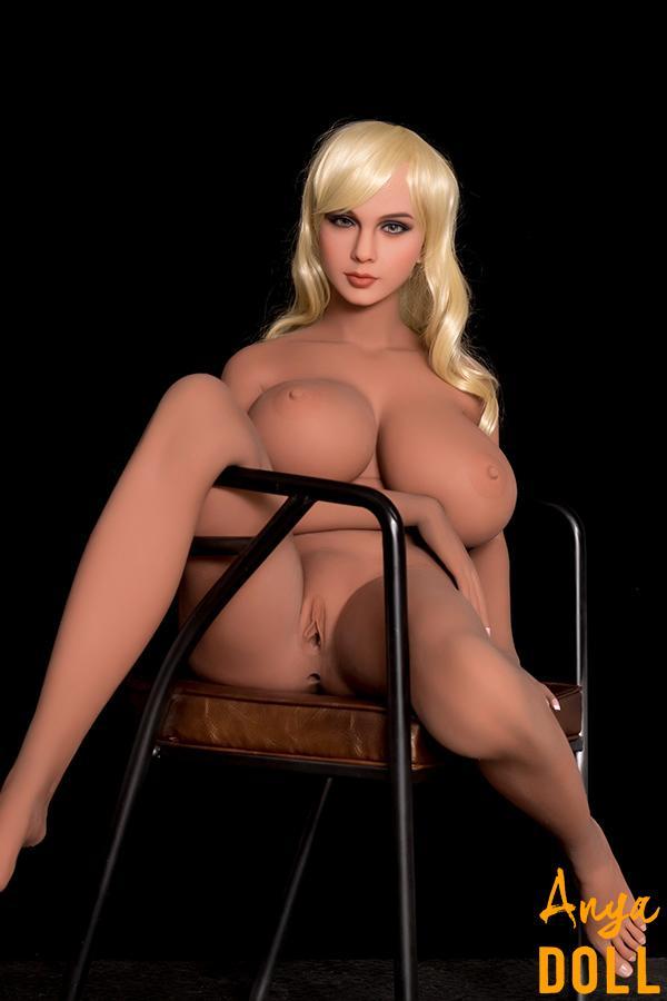 167cm H-Cup Big Breast Sex Dolls Konnie