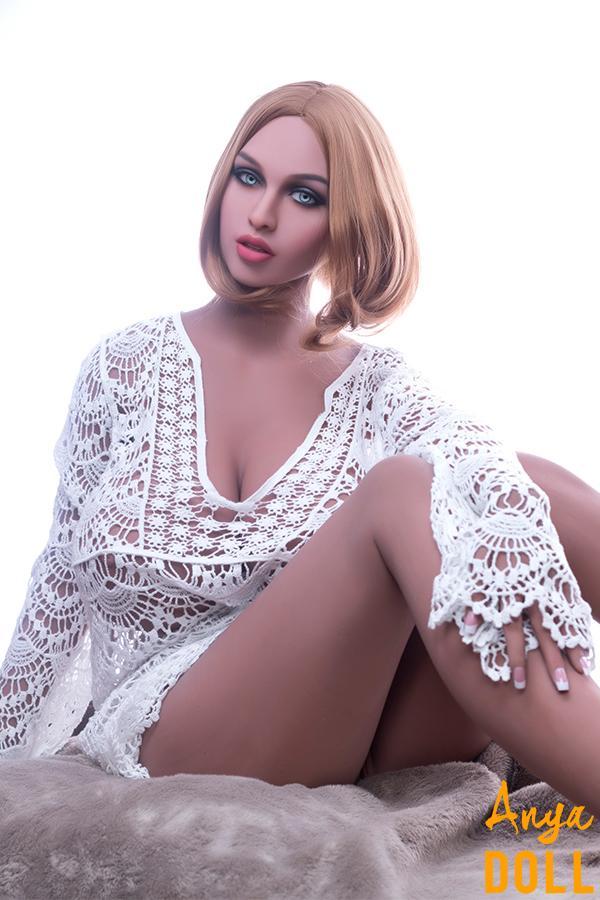 167cm Big Ass Real TPE Sex Dolls Rachel