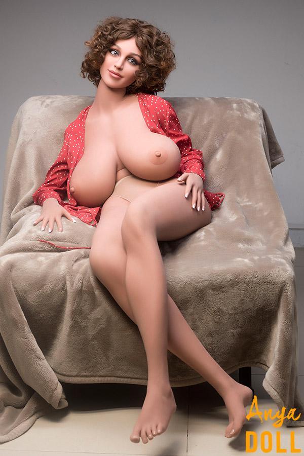 167cm Realistic Big Fat Ass Sex Dolls Zoe