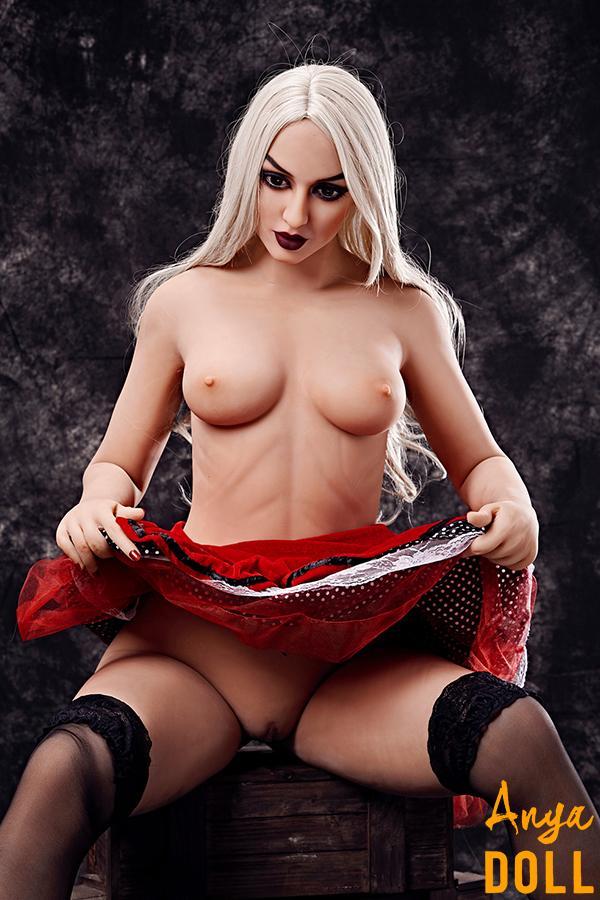 168cm C-Cup Small Breast Sex Dolls Eunice
