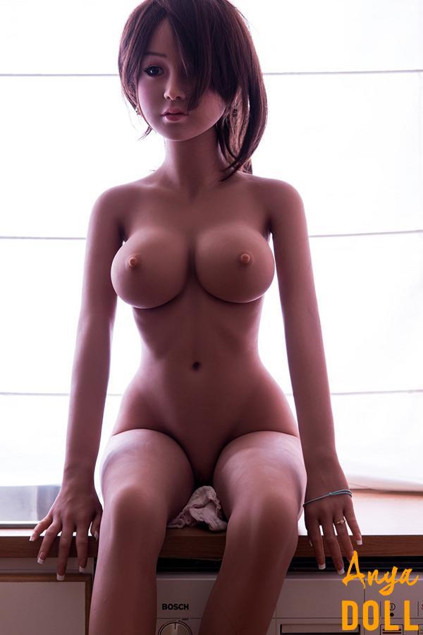 140 cm Small Breast Silicon Sex Dolls