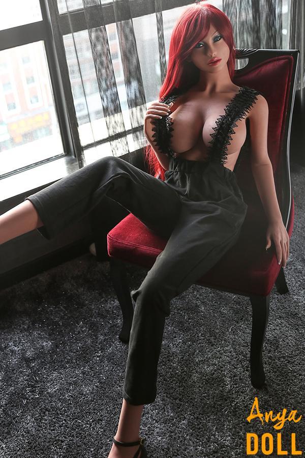 158cm Big Breast Real Love Doll Sansa