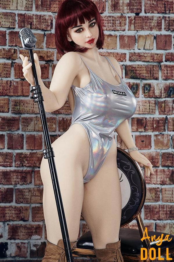 158cm Realistic Big Fat Ass Sex Doll Miki
