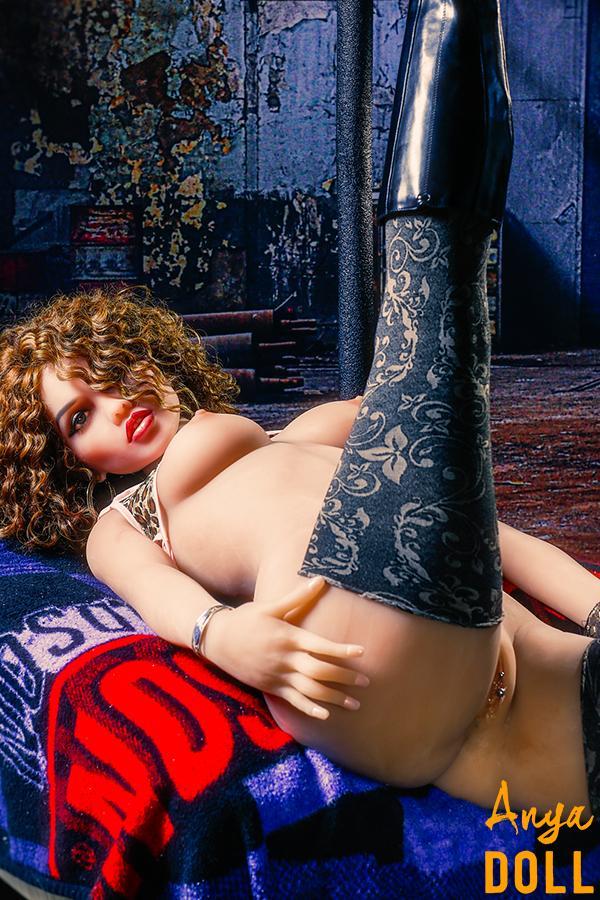 168cm Small Boobs Real Sex Doll Debbi