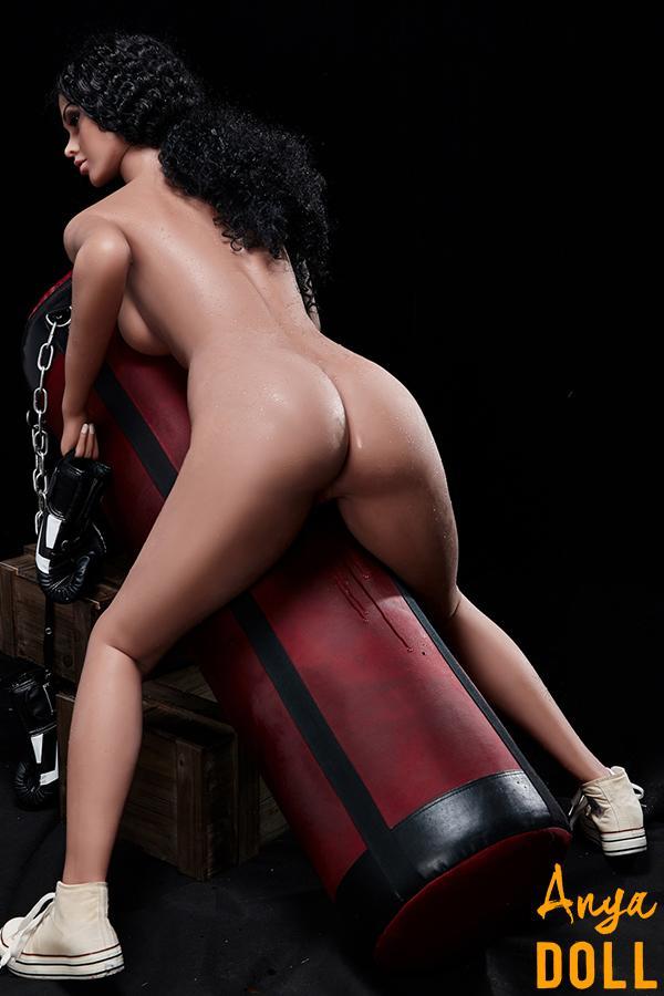 168cm Small Tits Sex Doll Latina Boxer Selina