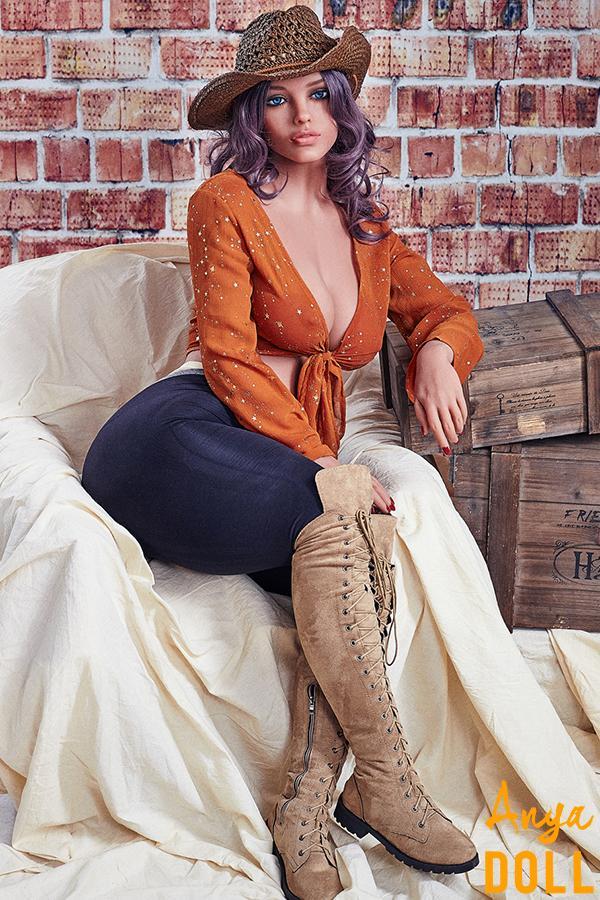 2019 Curvy Sex Doll Big Booty Pearl