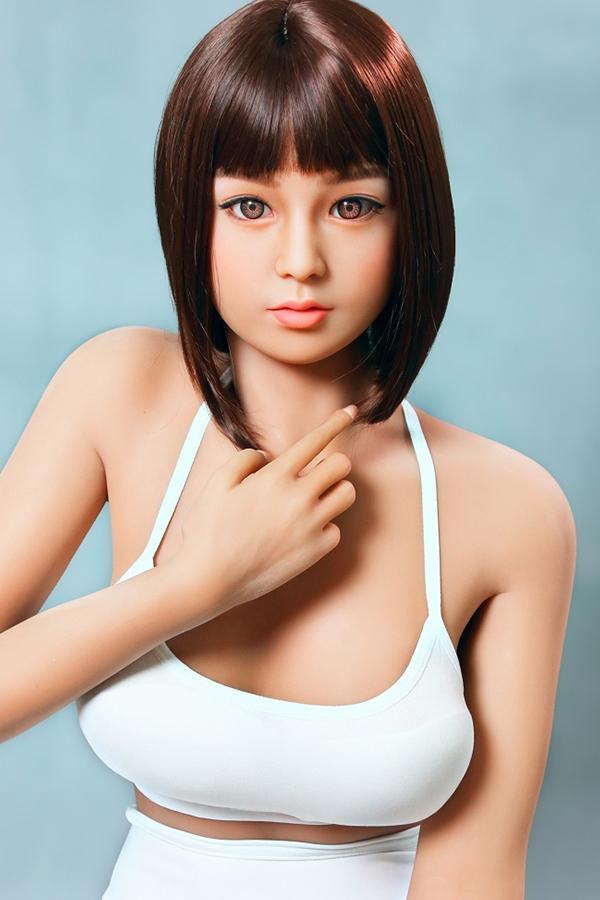 140cm D-Cup Real Love Japanese Sex Doll Sakura