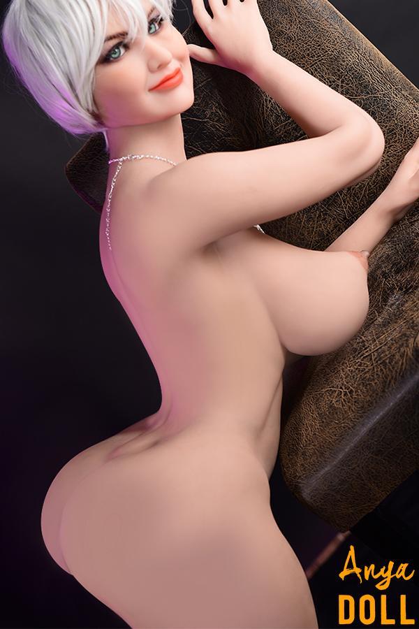 155cm Slender Waist Big Boobs Sex Love Doll Winnie
