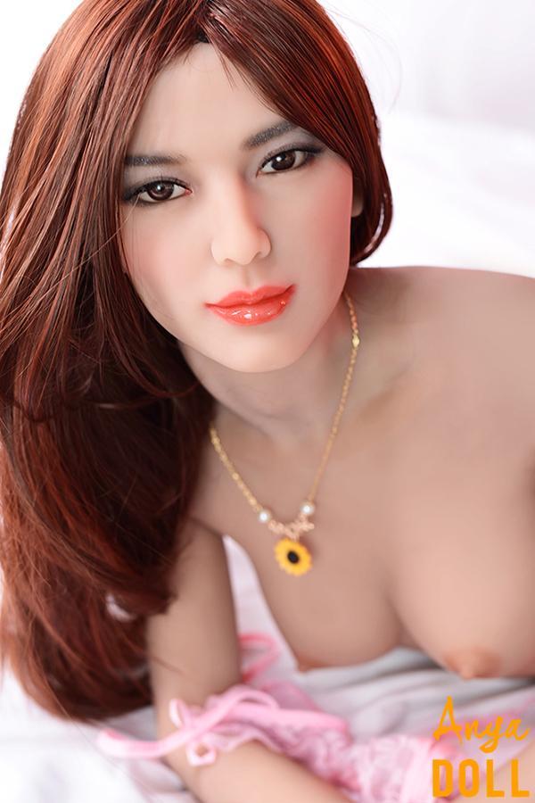 158cm A-Cup Full Body Love Doll for Men Yuuki