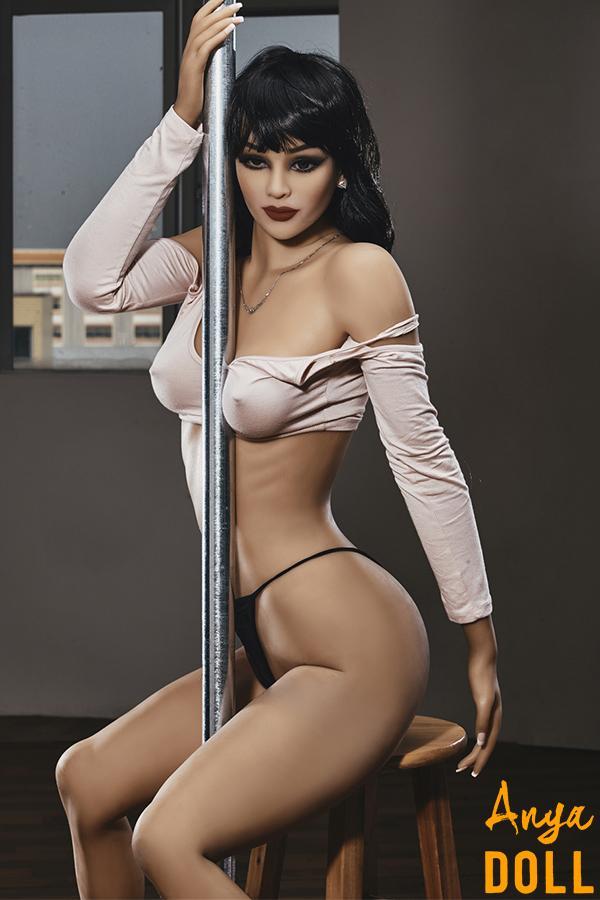 168cm C-Cup Pole Dancer TPE Love Doll Connie