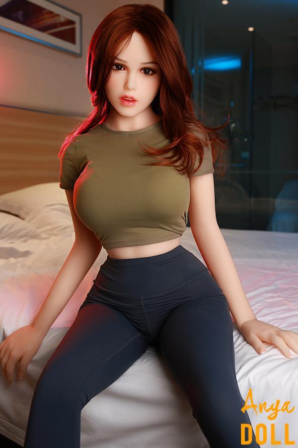 158cm E-Cup TPE Silicone Love Doll Suzy