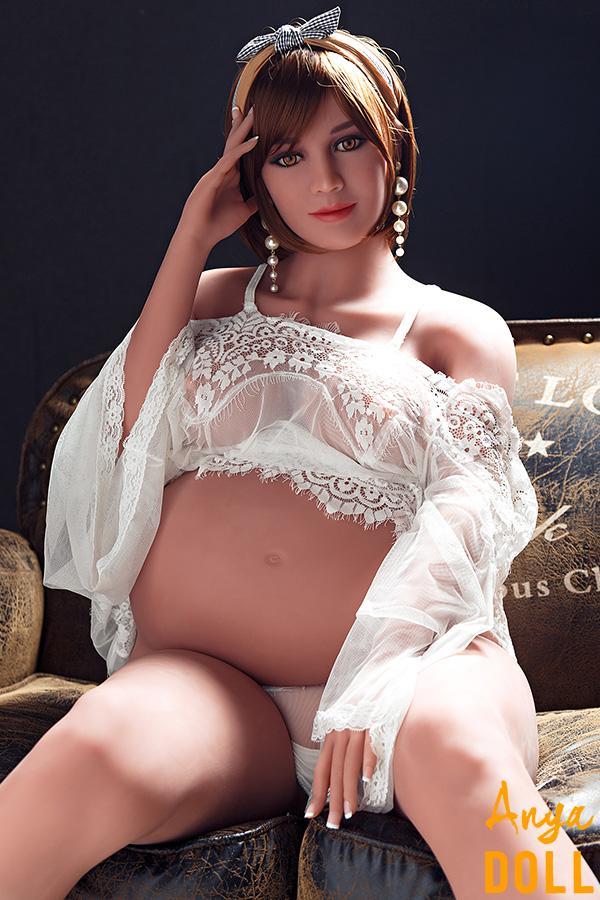 158cm Pregnant Sex Doll Abby