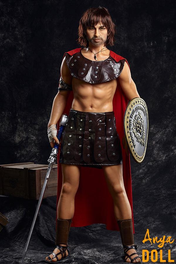 Male Love Doll Roman Warrior Marcus for Women