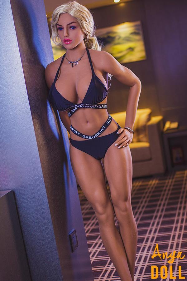 166cm Muscular Love Doll Tiffany