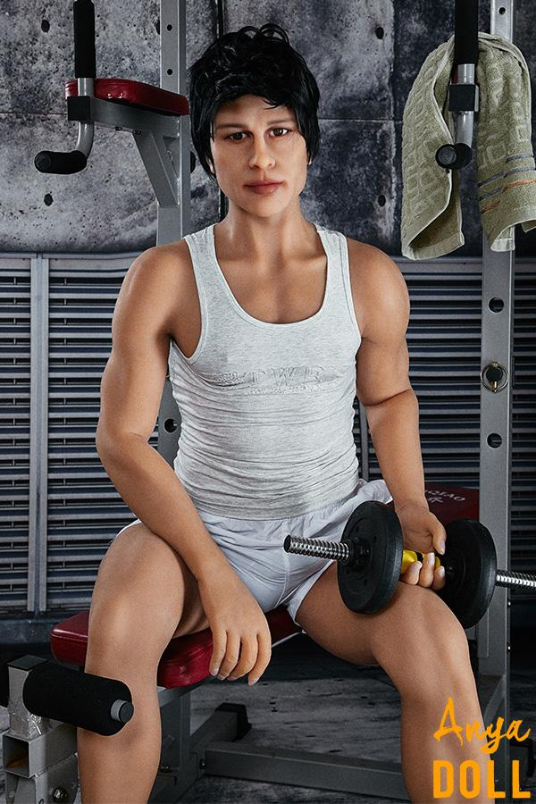 162cm Realistic Male Sex Doll Dylan