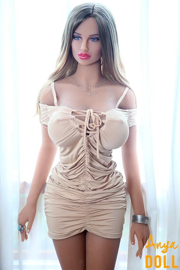 158cm K-Cup Big Tit Sex Doll Daphne
