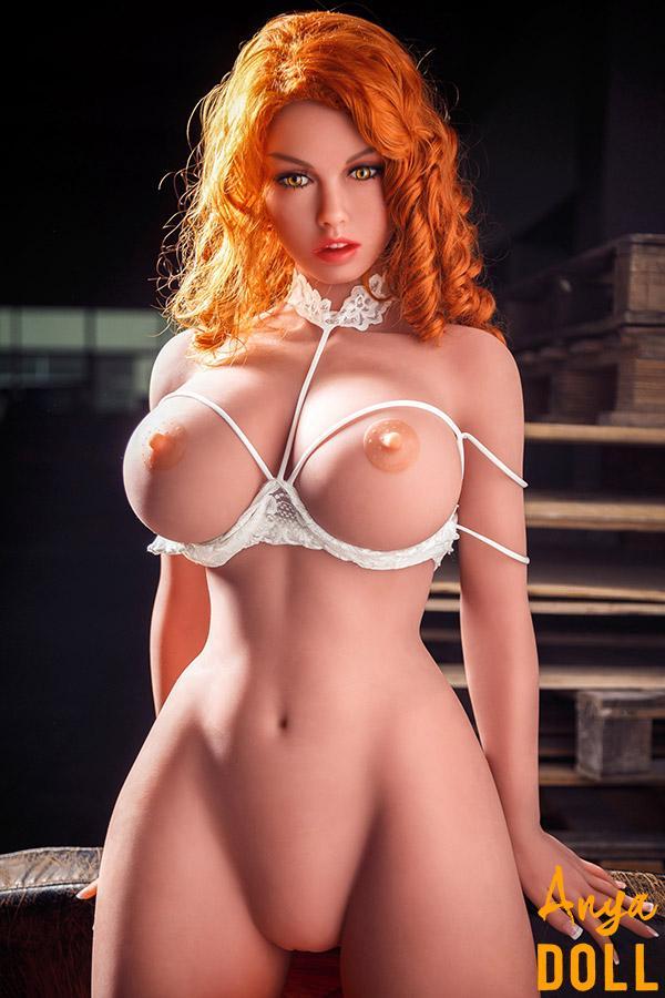162cm Fat Sex Doll Big Butt Emily