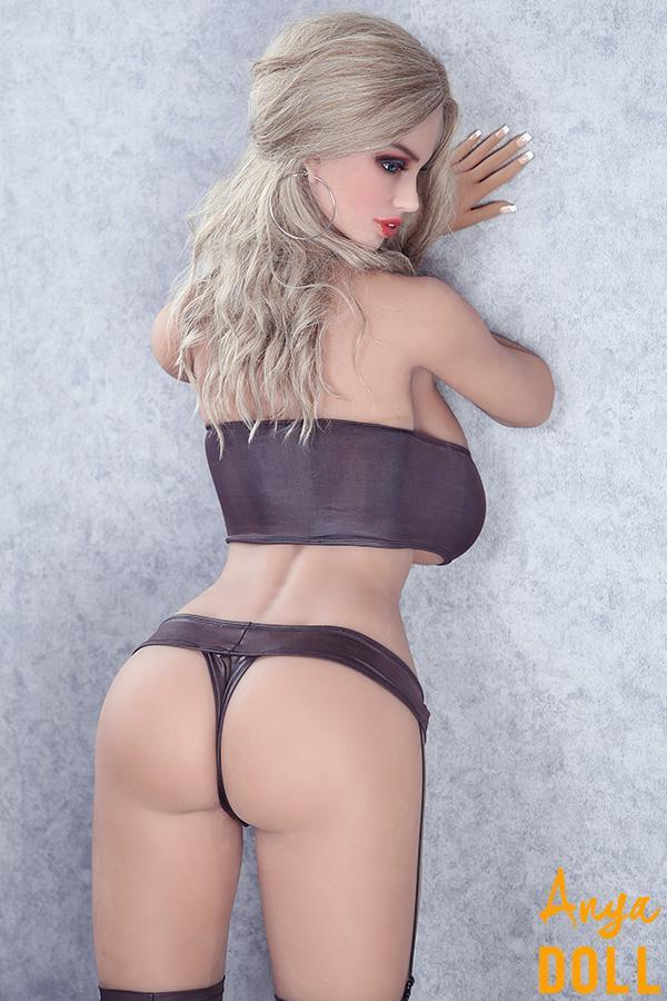 170cm Blonde Joanna Sex Doll