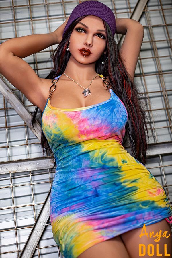 162cm (5ft4′) Realistic Busty Love Doll Allison